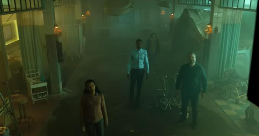 Escape Room Film 2019