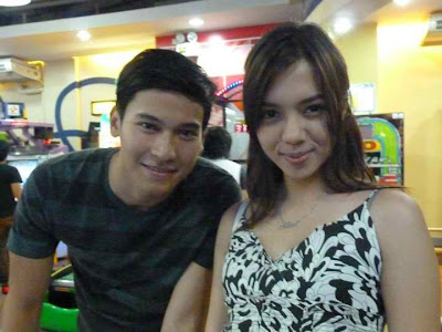 Enchong Dee and Julia Montes date photo