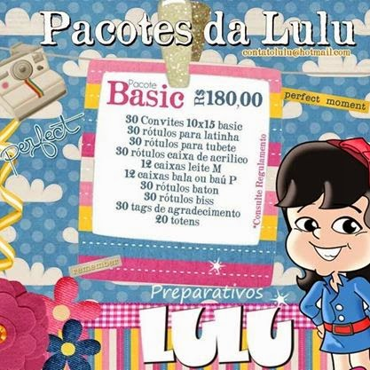 Preparativos Lulu