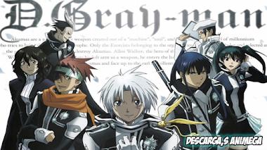 D. Gray Man 103/103 Audio: Japones Sub: Español Servidor: Mega