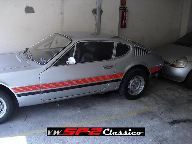 Volkswagen SP2 - 1973