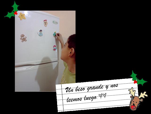 Decoremos el refigerador (Imanes)
