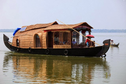 Get To Know The Rural Alleppey with the Houseboat Cruises
