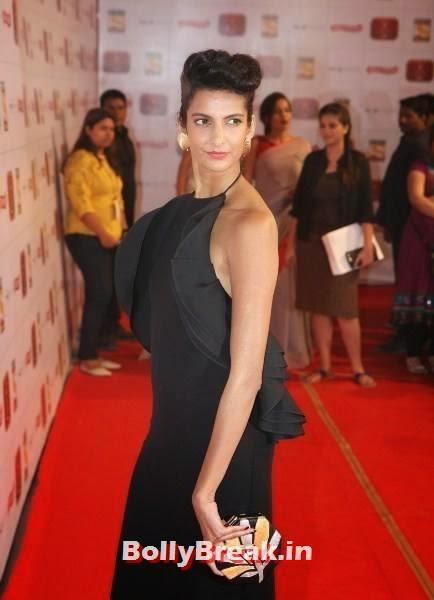 Poorna Jagannathan, Poorna Jagannathan Dress at Lakme Fashion Week