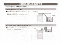 日立Ag除菌お湯取りユニット追加説明裏