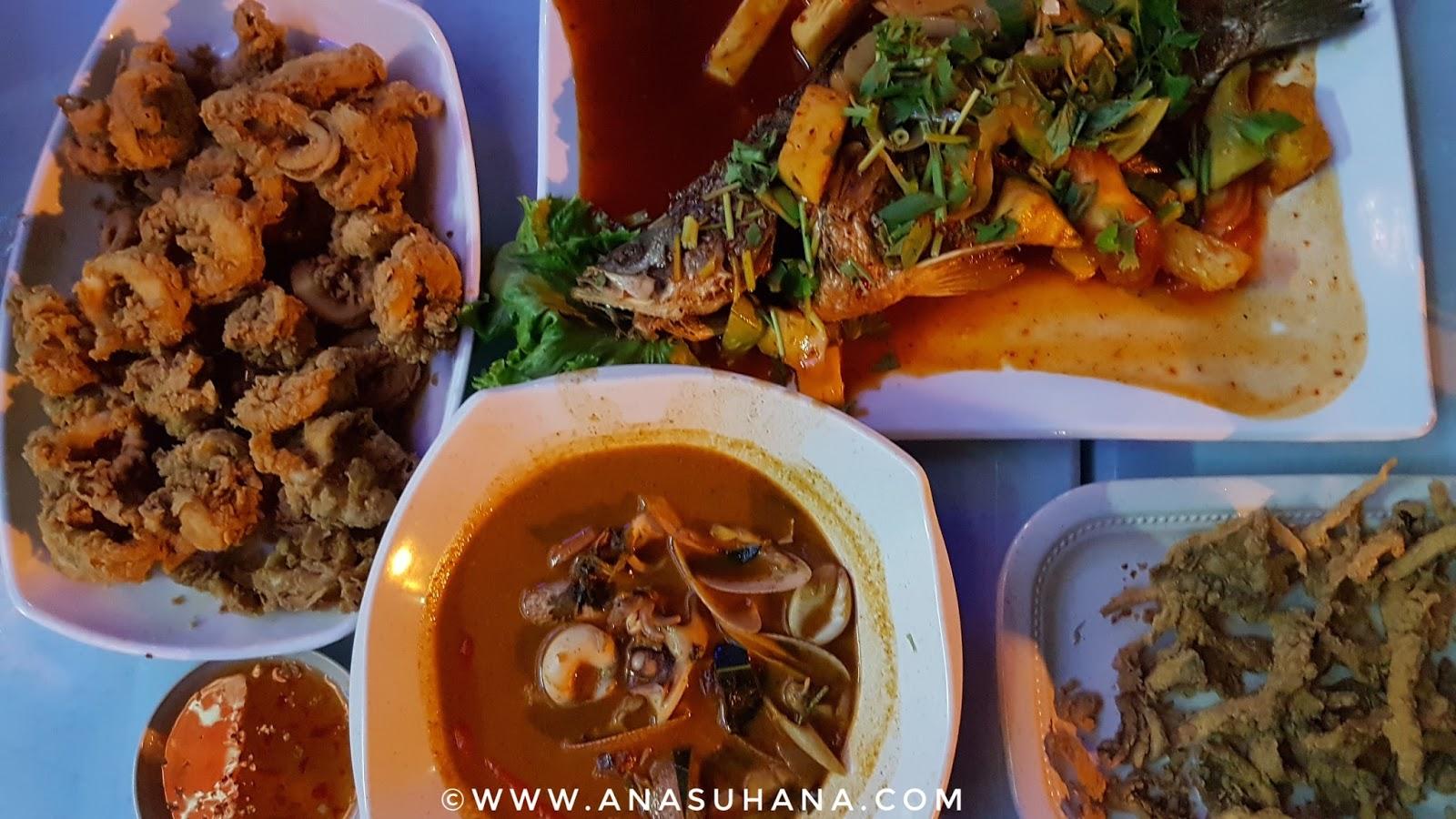 Restoran K'ChiangMai Ikan Bakar