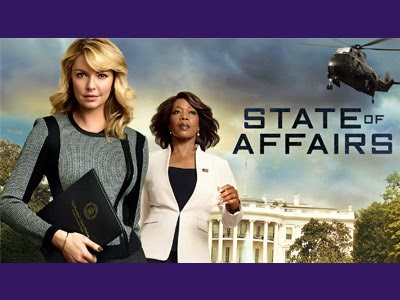 NBC new series trailers - 'State of Affairs', 'Marry Me'