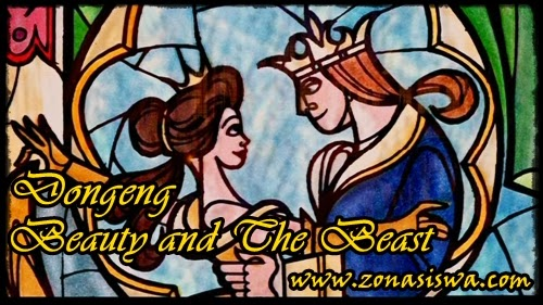 Kisah Dongeng Beauty and The Beast | www.zonasiswa.com