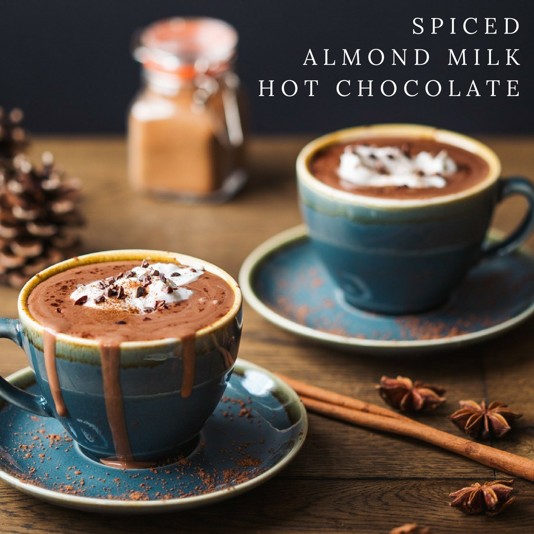 The Paleo Foods Co. Spiced Almond Milk Hot Chocolate