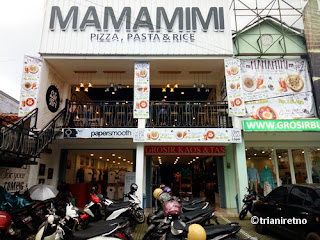 MamaMimi, Resto Mungil di Bandung Timur