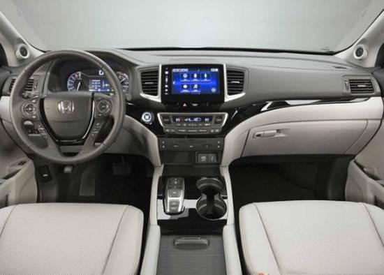 2017 Honda Pilot 4wd 4dr Touring Review