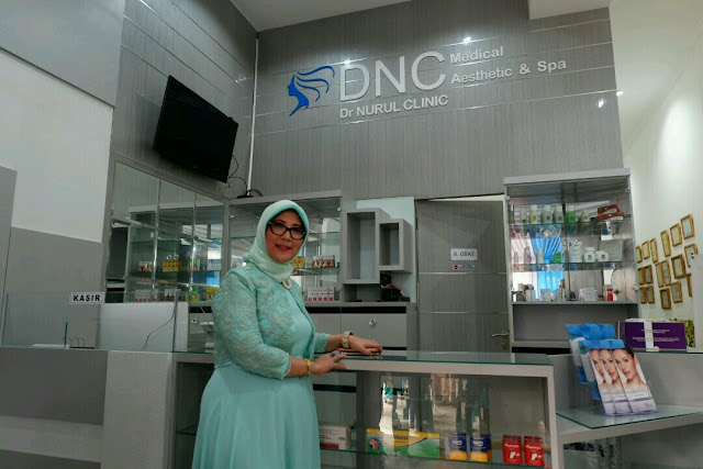 Soft Opening Dr Nurul Clinic : Medical, Aesthetic & Spa