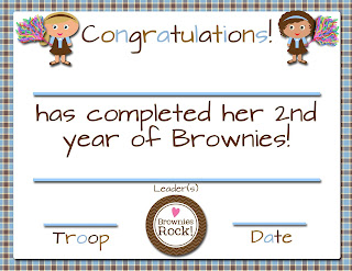 My Fashionable Designs: Girl Scouts: FREE Printable First ...