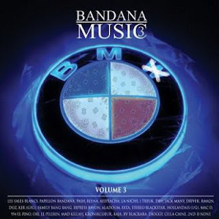 VA - Bandana Music Vol. 3 (2016) FLAC