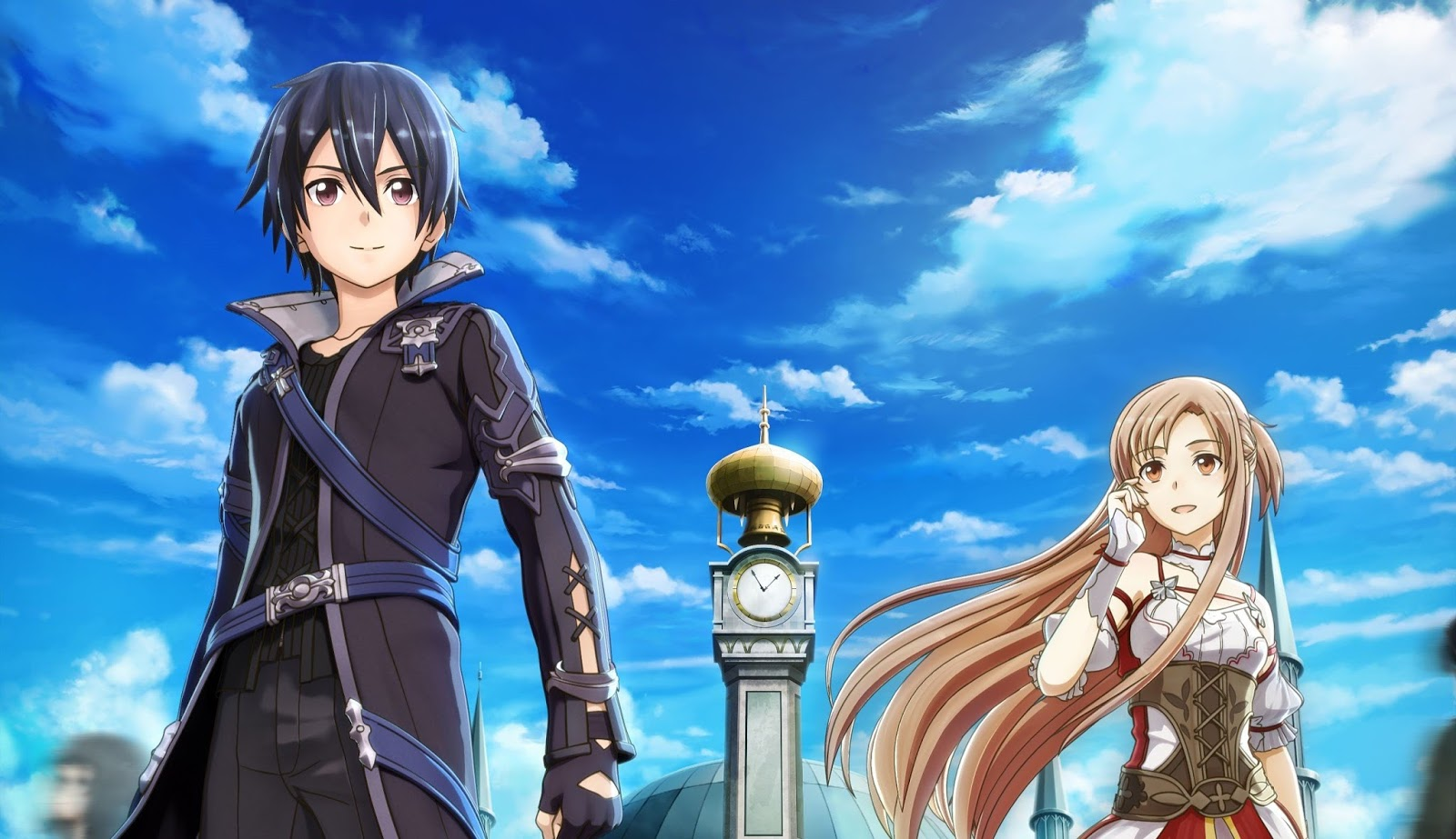 "Jogos// Sword Art Online: Hollow Realization – Trailer do DLC ""Warriors of the Sky"""
