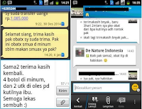 real testimoni dari Denature Indonesia