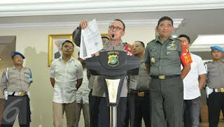 Kepolisian Mendalami Orang-Orang yang Berperan Pelarian Miryam
