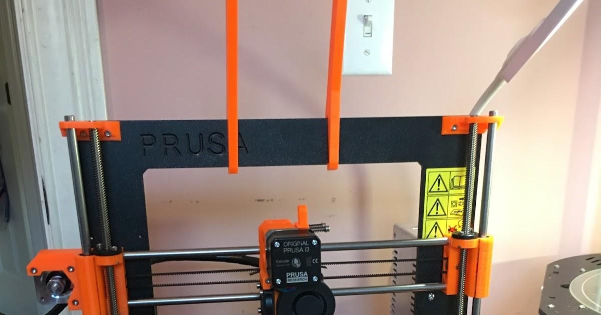 prusa i3 build instructions