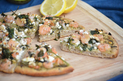 Shrimp and Feta Cheese Pizza Recipes