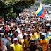 MUD anuncia puntos de concentración para la Toma de Caracas de este #1Sep