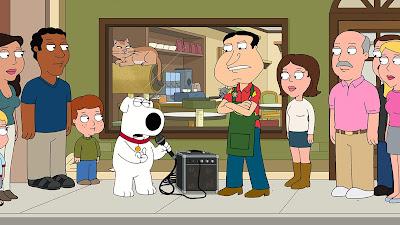 Family Guy Season 18 Image 26