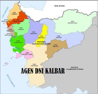 Agen DNI Kalimantan Barat