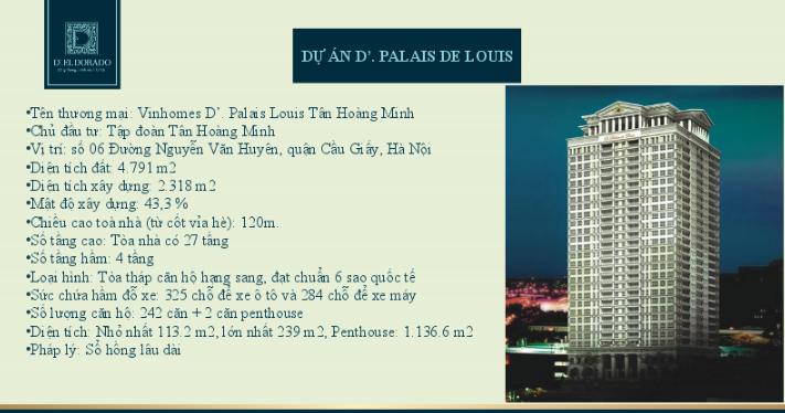 D'.Palais De Louis