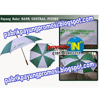 Payung Salur Bank Central Pitoby