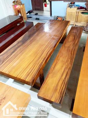 Bộ bàn K3 Huế, Ban K3 Hue, Ban 3 tam Hue, Bàn nguyên tấm ở Huế