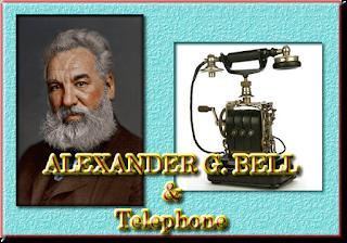 "Alexander Graham Bell - Penemu Telepon  Penemu dari Amerika dan pengajar bagi orang tuli, dan dia  dikenal sebagai penemu telepon (telephone). Lahir pada 3 Maret 1847, di Edinburgh, Skotlandia, dan mendapat pendidikan di Universitas Edinburgh dan  London. Kemudian tahun 1870 dia pindah ke Canada dan kemudian pindah lagi ke Amerika pada tahun 1871.   Di Amerika dia mulai mengajar orang yang bisu dan tuli, mempopulerkan system yang disebut 'bahasa  visual'. System yang dikembangkan oleh ayahnya, Alexander Melville Bell, yang menunjukkan bagaimana  bibir, lidah, dan tenggorokan digunakan dalam menggambarkan suara.  Pada masa kanak-kanaknya, dia telah memperlihatkan rasa ingin tahu yang sangat besar pada dunia ini, yang menyebabkan dia sering mengumpulkan contoh-contoh tumbuhan. Bersama teman baiknya yang memiliki  penggilingan gandum yang juga merupakan tetangganya, dia sering membuat keributan, dan suatu hari ayah  temannya berkata, ""Mengapa kalian tidak membuat sesuatu yang lebih berguna?"" Saat itu Alexander Graham  Bell bertanya, apa yang perlu di kerjakan. Dan ayah teman baiknya memberi tahu bahwa gandum harus di  pisahkan dengan kulitnya. Pada umur 12 tahun, Alexander membuat peralatan sederhana yang  mengkombinasikan dayung yang berputar dengan serangkaian sikat dari paku untuk memisahkan gandum dengan  kulitnya. Peralatan tersebut dapat beroperasi dengan"