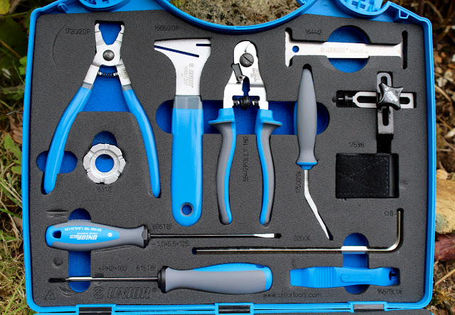 Unior Tools Pro Home Mechanic Tool Kit