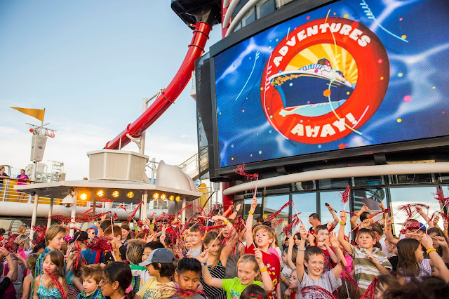 Disney Cruise Adventures Away Party