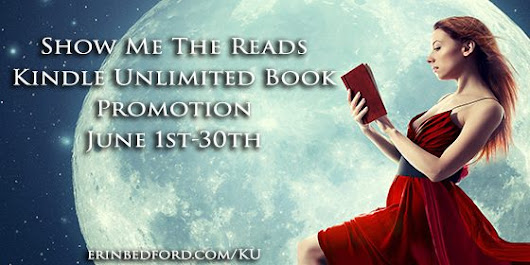 Show Me the Reads Kindle Unlimited Book Promotion #ku #kindleunlimited