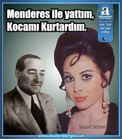 Adnan 'Menderes'le yattım, kocamı kurtardım (Gerçeğin objektifinden: Ben Onu Çok Sevdim)