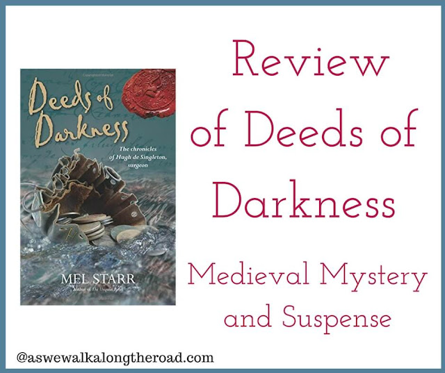 Review of Deeds of Darkness, medieval mystery