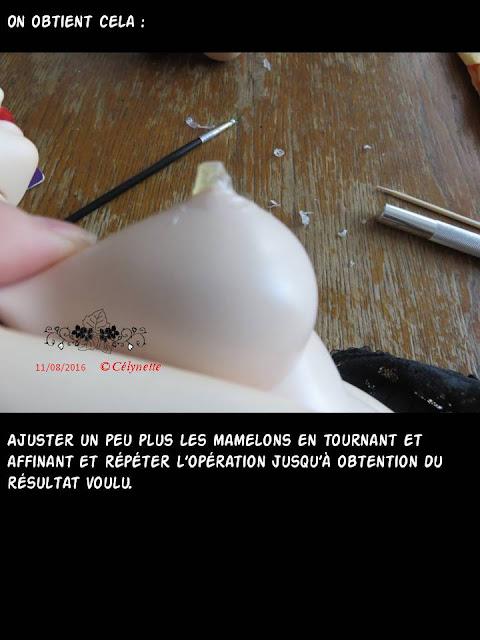 Ajout tétons sur vinyl parts bust Diapositive7