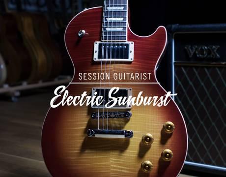 native instruments session guitarist electric sunburst kontakt library 5 4 gb torrent. Black Bedroom Furniture Sets. Home Design Ideas