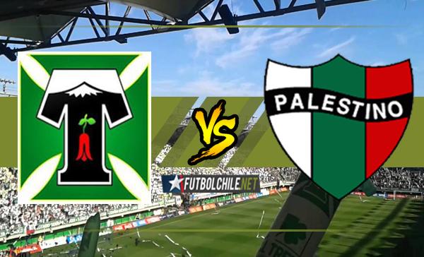 Deportes Temuco vs Palestino