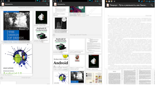 Lite PDF reader / viewer