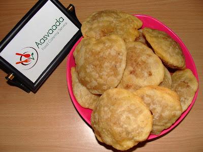 Sajjappa - Aasvaada Food Catering Service.