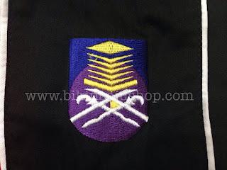 Baju Korporat Uitm Lendu Melaka