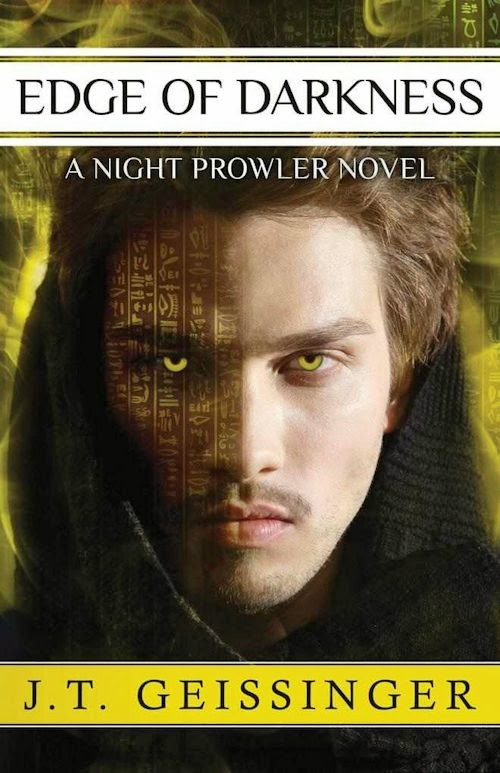 Review: Edge of Darkness (Night Prowler 4) by J. T. Geissinger