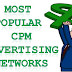 Most Popular CPM Ad networks for High & Low traffic publishers