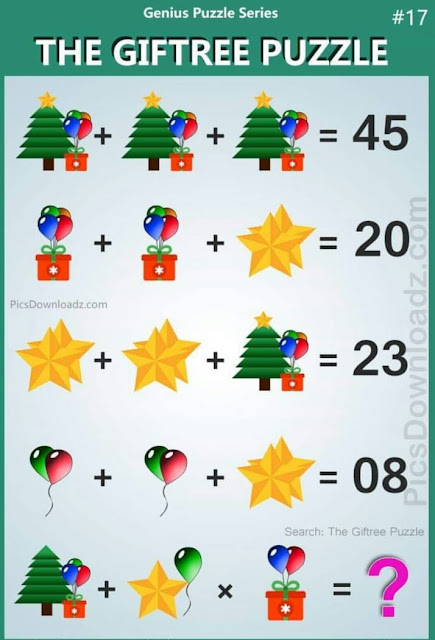 The Giftree Puzzle