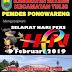 Iklan Hpn 2019, Pemdes Ponowareng Kecamatan Tulis