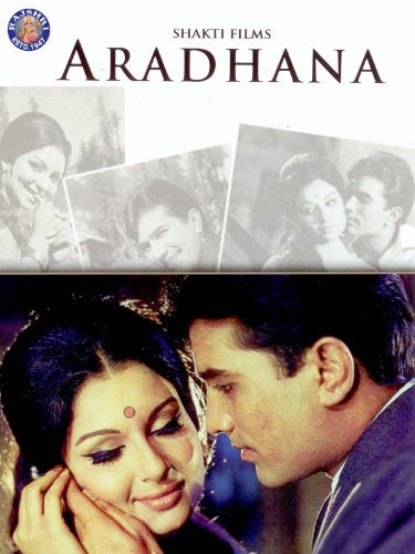 Poster Of Aradhana 1969 720p Hindi HDRip Full Movie Download