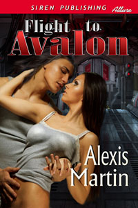 Flight to Avalon by Alexis Martin