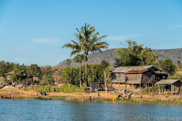 Lac Sankar - Birmanie Myanmar