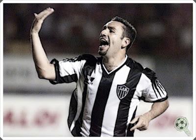 Centroavante Guilherme Atlético Mineiro