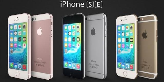Harga iPhone SE Di Indonesia